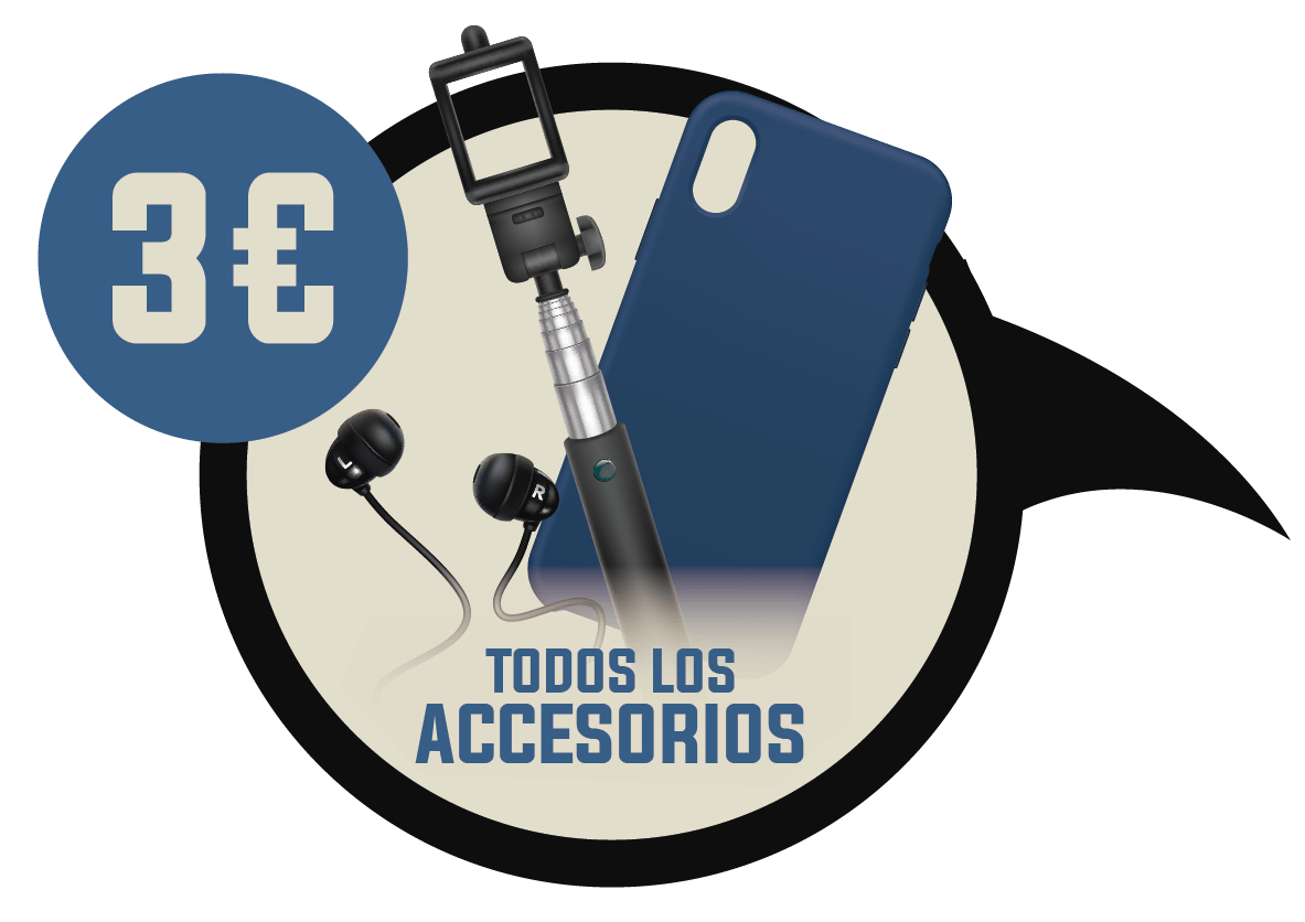 venta de accesorios