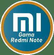 Xiaomi Gama Redmi Note